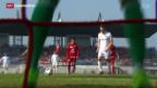 Video «Vaduz-FCZ 0:3» abspielen