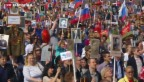 Video «Russland feiert Kriegsende» abspielen