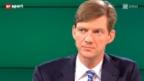 Video «Gespräch mit FCL-Präsident Hauser (II)» abspielen