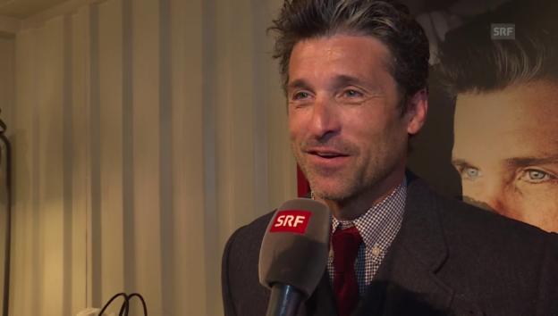 Video «Die Stars am Autosalon in Genf» abspielen
