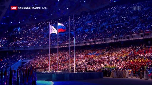Video «CAS-Entscheid: Russische Athleten in Rio nicht am Start» abspielen