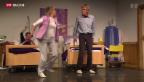 Video «Nochmals auf der Bühne» abspielen
