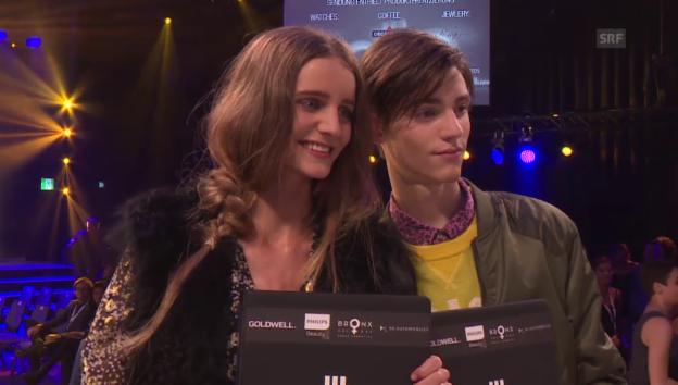 Video «Die Gewinner im Interview» abspielen