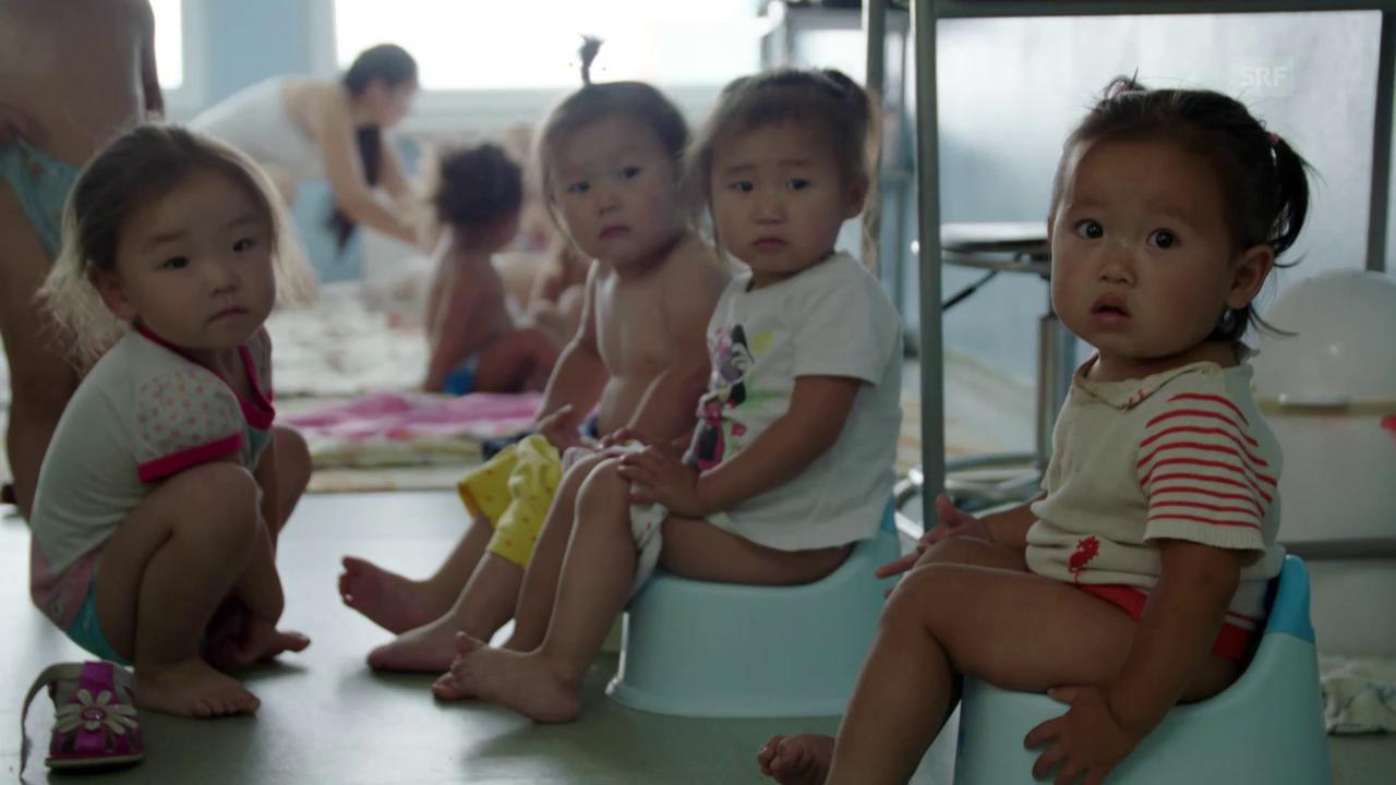 Die Kindertagesstätte in Ulan Bator