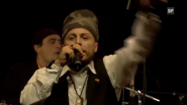Video «Cookie The Herbalist - Reggaefieber» abspielen