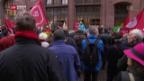 Video «Protest gegen Hauptpost-Schliessung» abspielen
