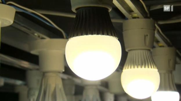 Video «Was die neuen LED-Lampen taugen» abspielen