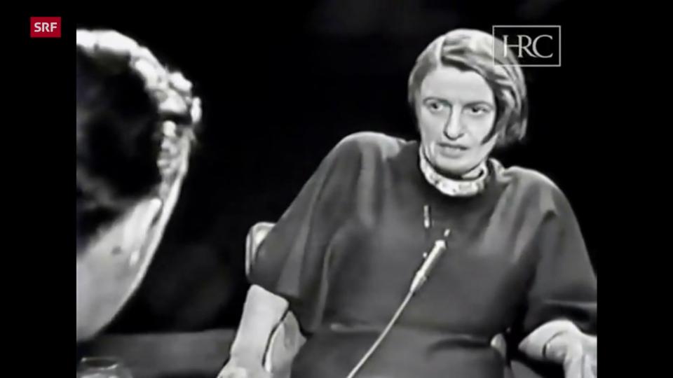 Ayn Rand – Für eine strikte Trennung von Staat und Wirtschaft