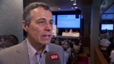 Video «Ignazio Cassis zu Kandidaten aus der Romandie» abspielen