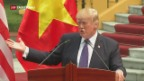 Video «Trump steht hinter US-Geheimdiensten» abspielen