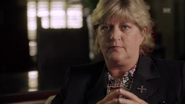 Video «Der Enron-Skandal: Sharron Watkins erinnert sich» abspielen