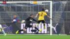 Video «Fussball: CL-Quali-Hinspiel, GC - Lille» abspielen