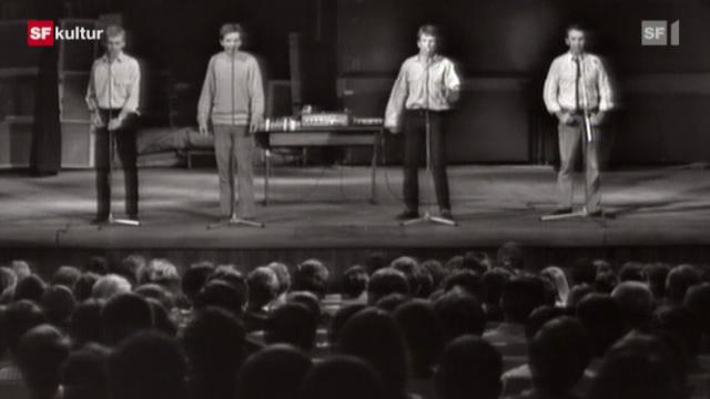 «Publikumsbeschimpfung» von Peter Handke am Theater Neumarkt