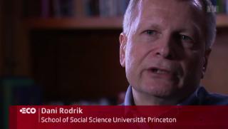 Video «Princeton-Professor: Arbeitsbewilligungen statt Entwicklungshilfe» abspielen