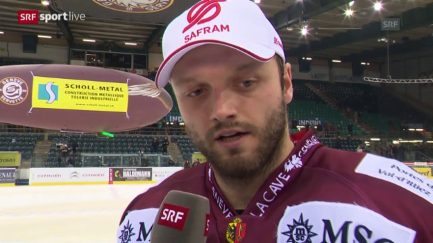 Video «Juraj Simek: «Das Resultat täuscht»» abspielen