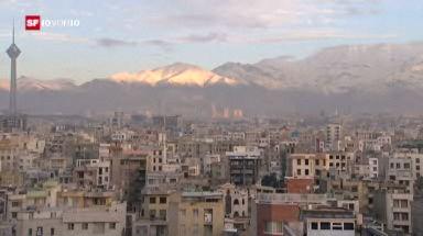 «10vor10» - Serie: Teheran - unerwartete Seiten der iranischen Hauptstadt