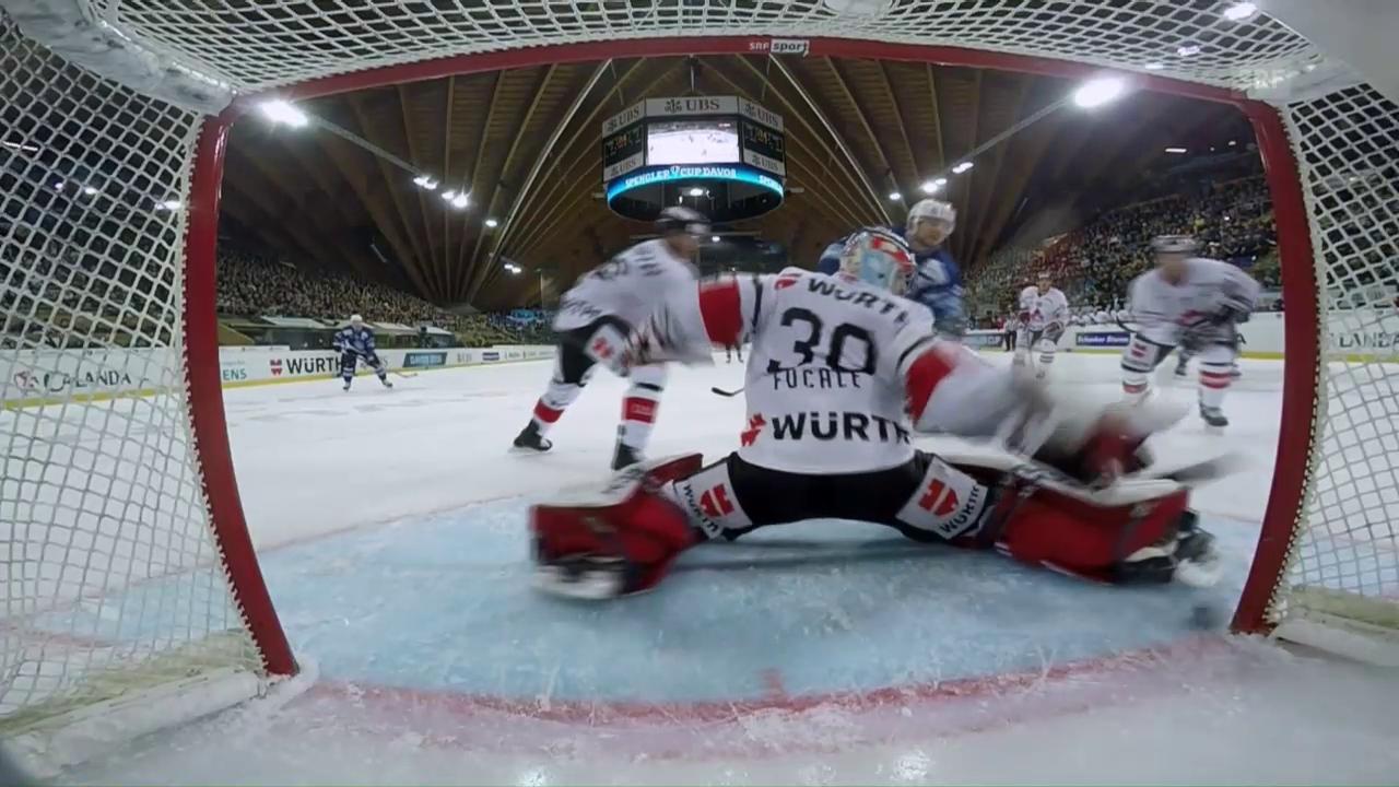 Team Canada besiegt Minsk