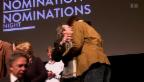 Video «Nominationen für den Schweizer Filmpreis» abspielen