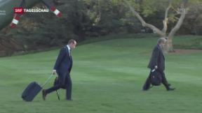Video «Chefstratege Bannon zurück zu Breitbart» abspielen
