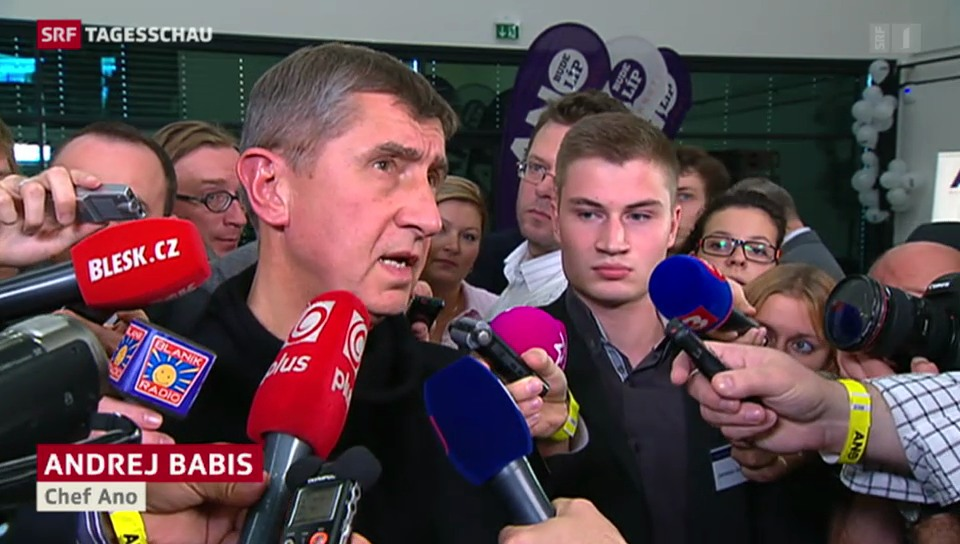 Sozialdemokraten siegen in Tschechien