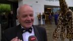 Video «Zürcher Zoofest: Lange Nacht für lange Hälse» abspielen