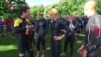 Video «Zwei Eisenharte siegen in Zürich» abspielen