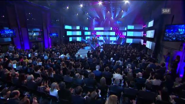 Video «Swiss Music Awards 2013 vom 01.03.2013» abspielen