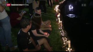 Video «Orlando Attentat: Trauer und Solidarität» abspielen