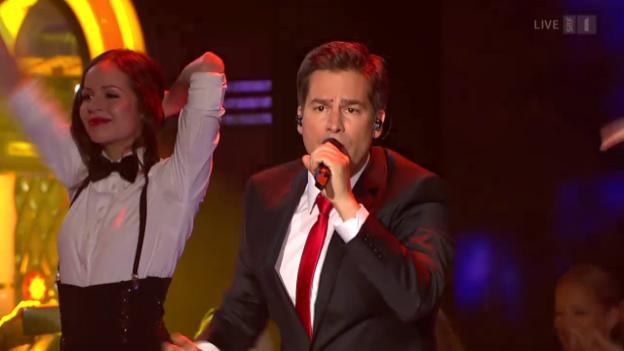 Video «Newcomer Roman Meyer: «Gloria»» abspielen