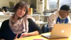 Video «Programmleiterin Janine Moor» abspielen
