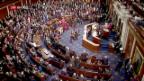 Video «Republikaner und Demokraten einigen sich Budgetstreit» abspielen