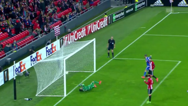 Video «Atletic Bilbao - Marseille» abspielen