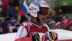 Video «Ski: Super-G Männer Kitzbühel, Fahrt von Didier Défago» abspielen
