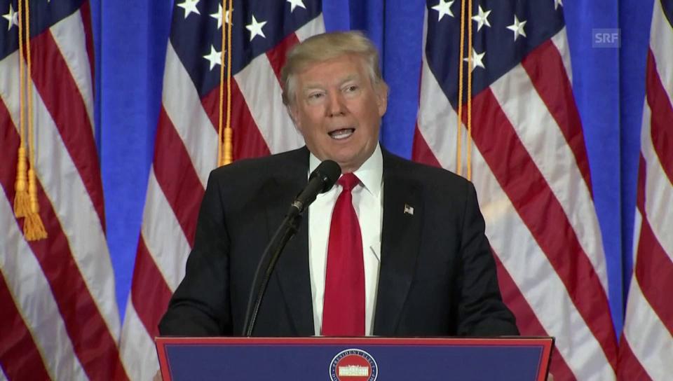 Trump will Arbeitsplätze schaffen