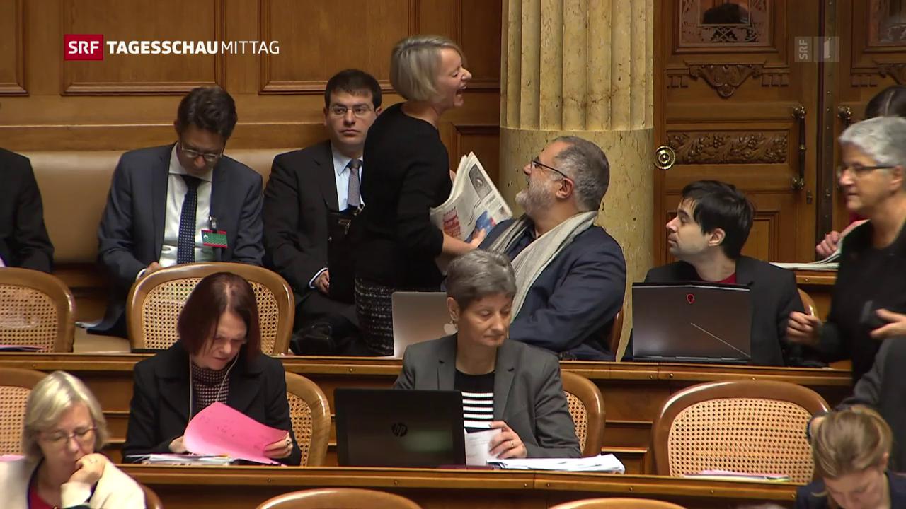 Budgetdebatte erreicht Nationalrat