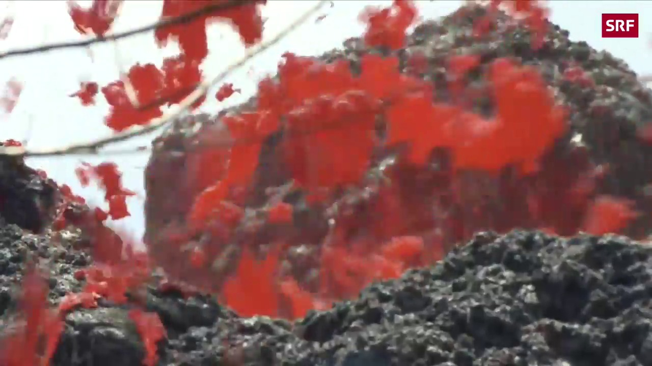 Vulkan Kilauea gibt keine Ruhe