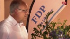 Laschar ir video «PLD grischun lantschescha cumbat electoral»