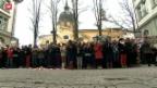 Video «Protest gegen Schulschliessung» abspielen