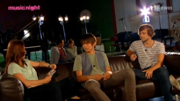 Video «DRS 3 Best Talent: The Drops» abspielen