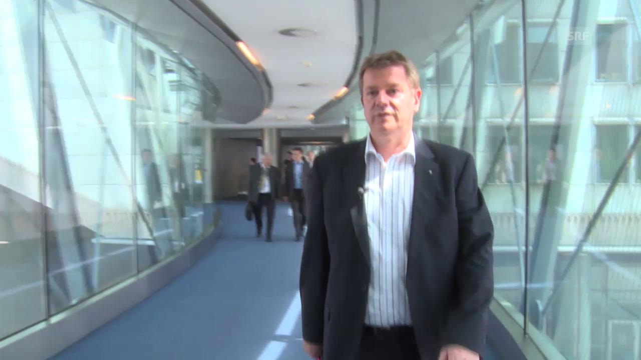 EU-Parlamentarier Markus Pieper: «Bisschen mühsamer Job»