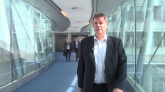 Video «EU-Parlamentarier Markus Pieper: «Bisschen mühsamer Job»» abspielen