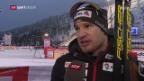 Video «Cologna in Kuusamo nicht bei den Besten» abspielen