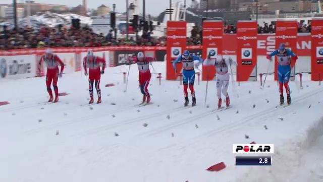 Sprint Männer: Final