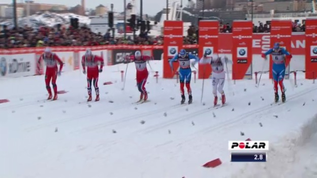 Video «Sprint Männer: Final» abspielen