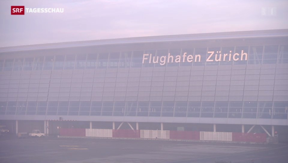 Knatsch über Gebühren am Flughafen Zürich