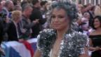 Video «ESC-Style: Rykka bei der Eröffnungszeremonie in Stockholm» abspielen