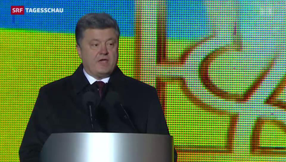 Schwere Anschuldigungen Russlands aus Kiew