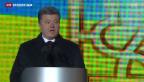 Video «Schwere Anschuldigungen Russlands aus Kiew» abspielen