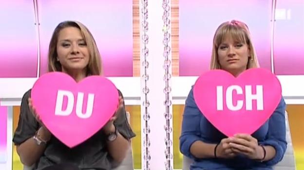 Video «Wasiliki Goutziomitros und Andrea Jansen» abspielen