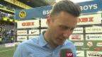 Video «Ilija Borenovic: «Die Aufgabe war kompliziert» (Frz.)» abspielen